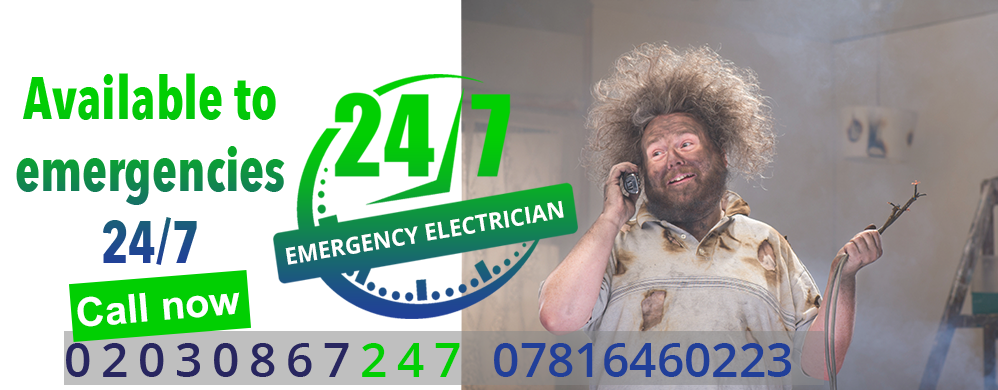 London Electrician 24 7 emergency electrician